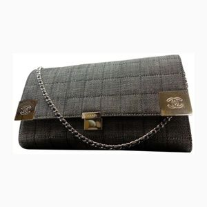 Chanel Chocolate Bar Wallet On Chain Flap 228748